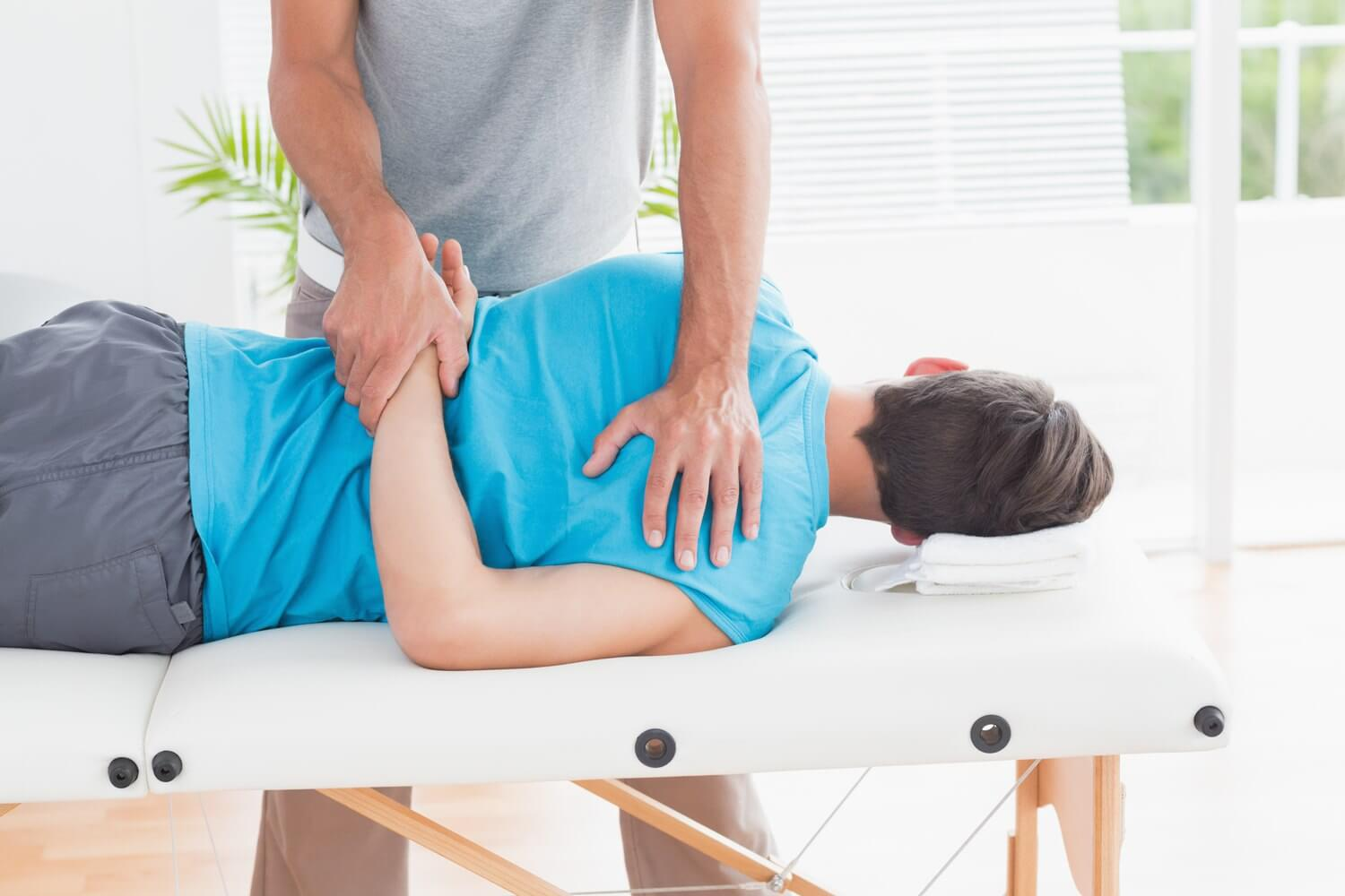 book a session with physiotherapist